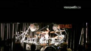 "Virgil playing ""Kingdom of Dreams"" - Drum Clinic in Manchester, CT. [HQ]"