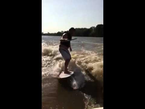 Wakesurf tonga