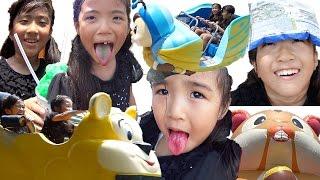 宮崎市フェニックス自然動物園に遊びに行きました(^^) thumbnail