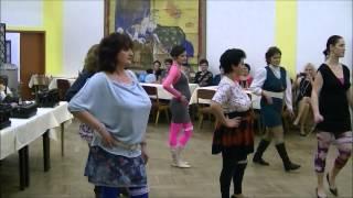 Opočnické divadélko - 1. divadelní ples - Miss Moskva