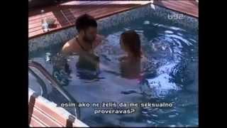 Željko Stojanović & Ava Karabatić - Priča koja je obeležila VIP Veliki Brat 2013 III deo