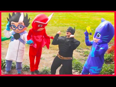 PJ Masks School Time with Learning Colors, Spelling Bee, Best ABC Learning Video IRL