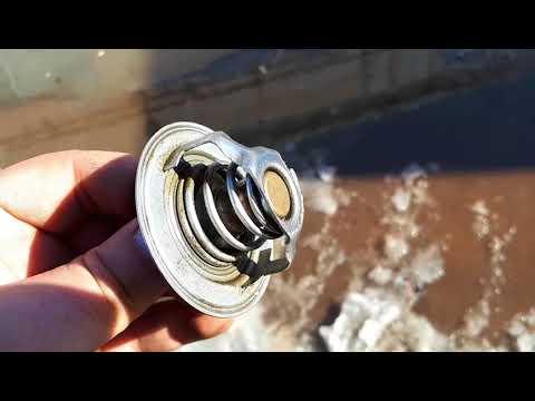 Как правильно установить термостат на уаз