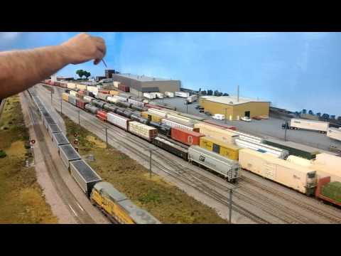 Operations on the Union Pacific Railroad Geneva Sub Part II