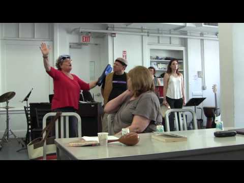 In rehearsal with Beowulf: A Thousand Years of Baggage