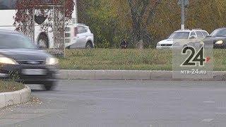 Нижнекамцы пытались остановитьпьяного водителя