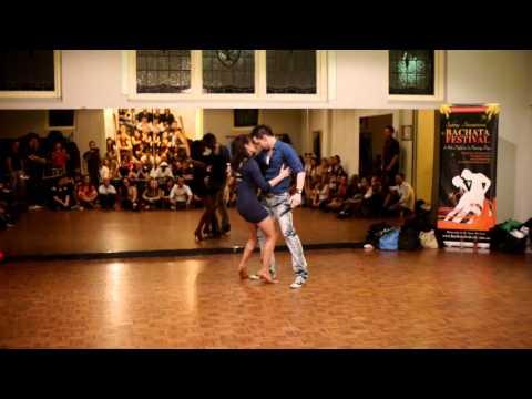 Sydney's Best Social Dancer 2012 | Bachata Finals