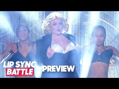 'Superstore's' Lauren Ash Expresses Herself in Madonna 'Lip Sync Battle' Clip [Exclusive]