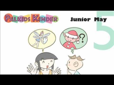 Palkids Kinder 【Junior Level May】