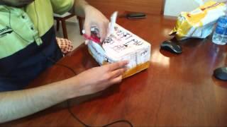 Unboxing Pantech Vega No 6