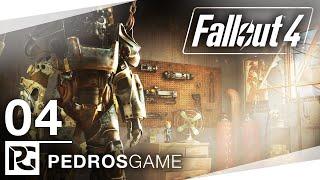 Pedro | Fallout 4 | E04 - Deathclaw | PC | CZ/SK