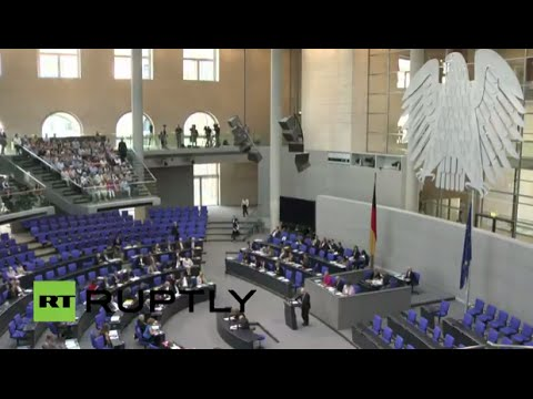 LIVE: German parliament to vote on 'Armenian genocide' bill