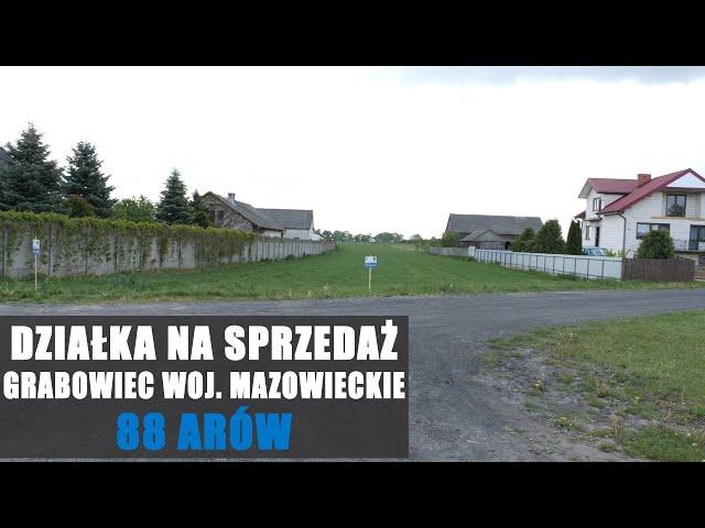 Działka na sprzedaż Grabowiec, gm. Rzeczniów