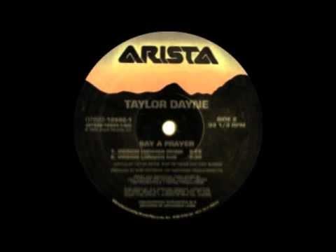 Taylor Dayne - Say A Prayer (Vission Lorimer Remix) 1995