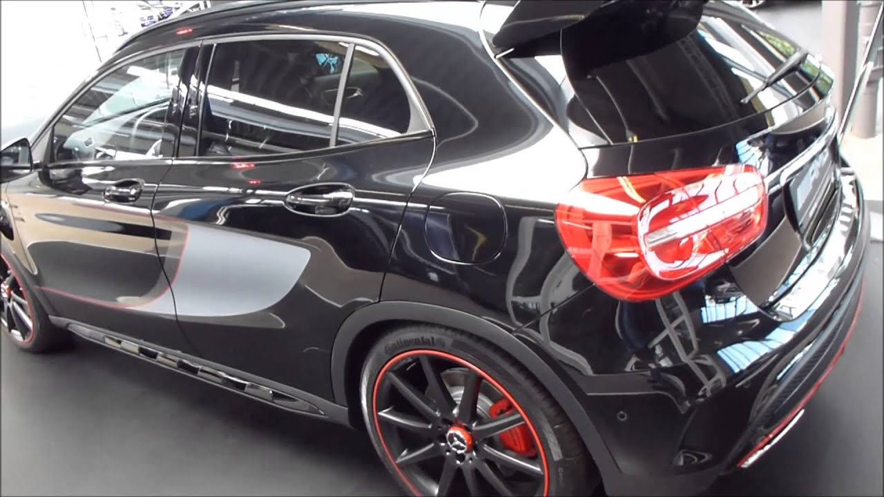 2016 mercedes gla 45 amg 4matic 39 39 edition 1 39 39 2 0 360 hp. Black Bedroom Furniture Sets. Home Design Ideas