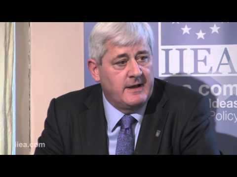 Paul Drechsler CBE - The British Business Vision for a Reformed EU