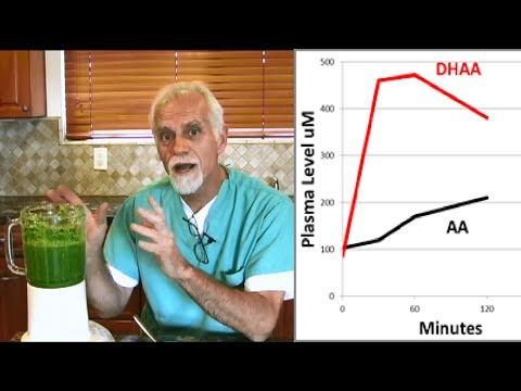 Liposomal vs. Oxidized Vitamin C and DIY DHAA: The Amazing G