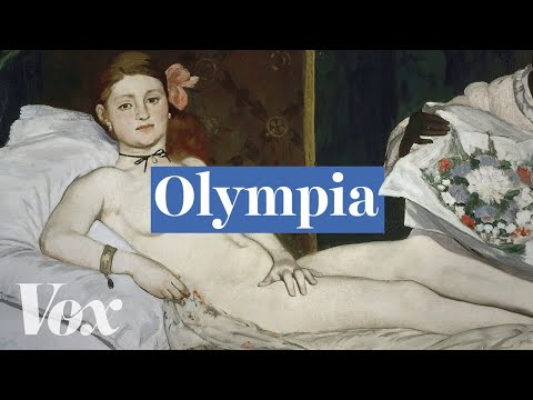 The scandalous painting that helped create modern art