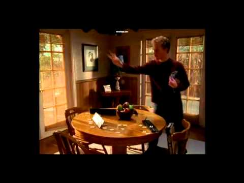House is too clean - Malcolm in the Middle