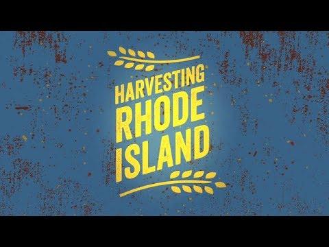 """Harvesting RI: """"Young Farmer/Seasoned Farmer"""""""