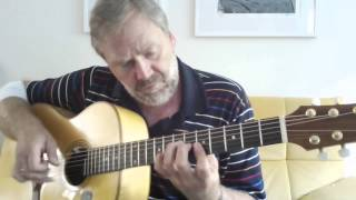 """Gerhard Gschossmann - """"Just the way you are""""  (Billy Joel) - guitar solo fingerstyle"""