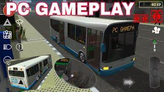 Public Transport Simulator PC Gameplay
