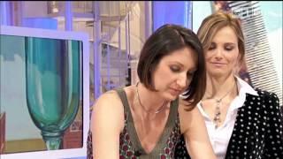 Rinforzanti capelli e anti caduta - autoproduzione e decrescita felice - Lucia Cuffaro Rai 1