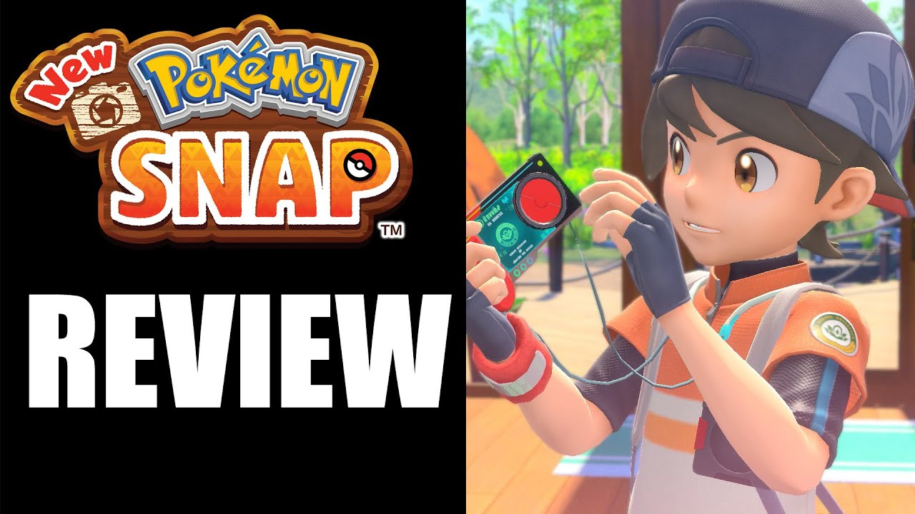 New Pokemon Snap Review - The Final Verdict (Video Game Video Review)
