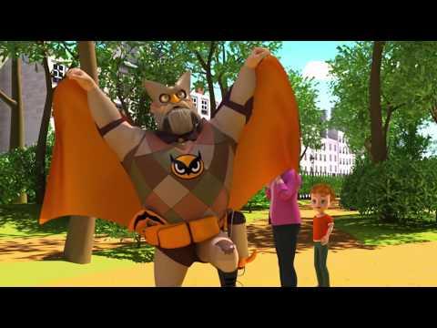 Miraculous | Meneer Uil | Disney Channel NL