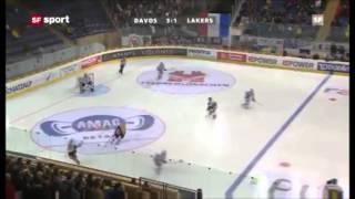 Gambar cover HC Davos vs SC Rapperswil-Jona Lakers | The Return of Rick Nash and Joe Thornton | Highlights