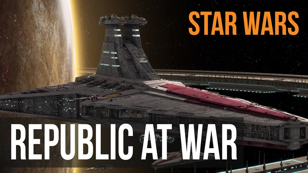 What is    Star Wars Republic At War (Empire At War Mod)