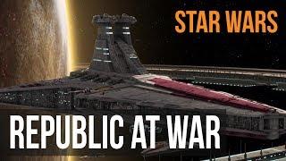 What is... Star Wars Republic At War (Empire At War Mod)