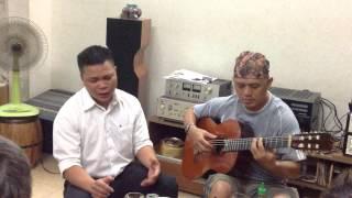 Mắt Lệ Cho Người. Trình Bày Ninh Nguyễn Guitaris Huy Flamenco