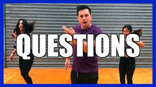 QUESTIONS - Chris Brown Dance Choreography