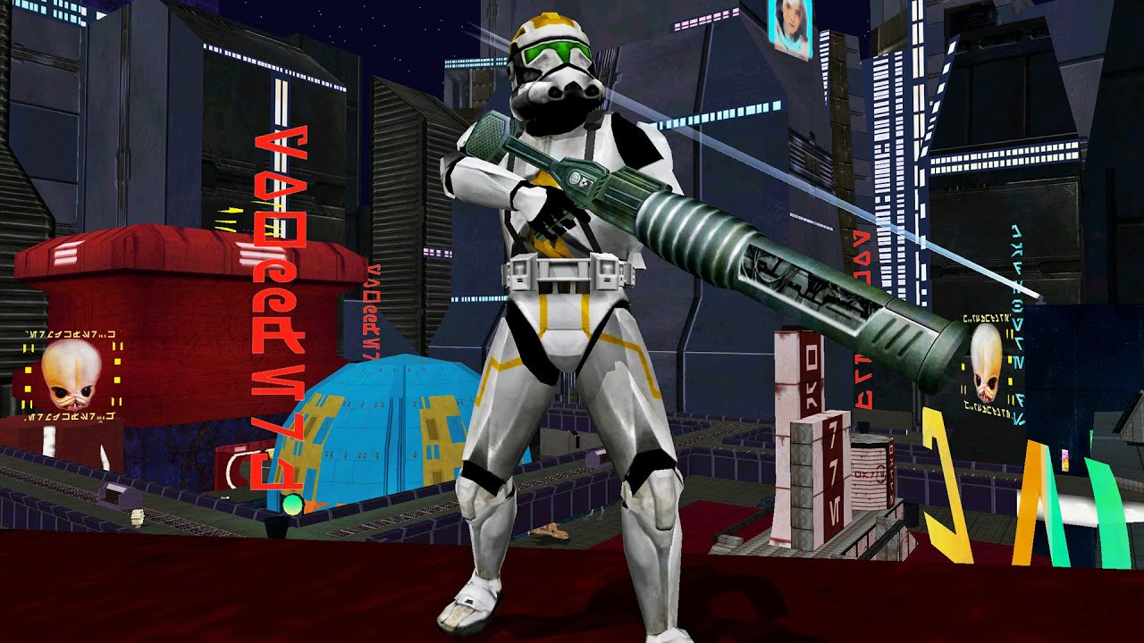 star wars battlefront 2 mods coruscant streets youtube