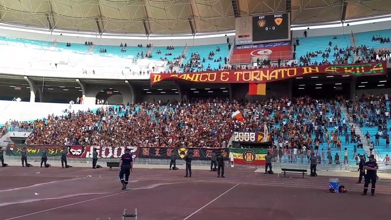 Esperance Sportive Tunis vs. St. George Sports Club 4:0