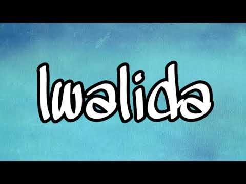 Snop flow  LWALIDA (officiel audio )