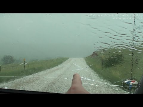 7/17/2021 Funnel Cloud and Large Hail in the Black Hills