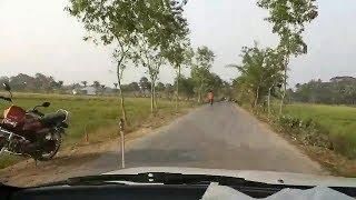 Crazy driving in  Bangladesh/Bangladeshi Village life