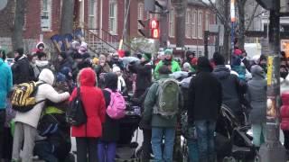 Parade des Jouets 2016  Part 3 avant le défilé