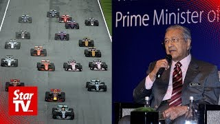 Dr M: We want to bring back F1