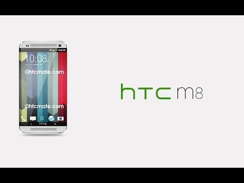 HTC one M8 First Look And Specs 2014 - Will be released soon..