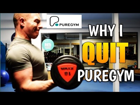 WHY I QUIT PUREGYM | IS PUREGYM ANY GOOD | GYM REVIEW | JON SHEPPARD FITNESS
