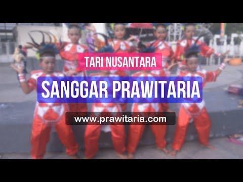 Tari Nusantara - Sanggar Prawitaria - Car Free Day WEP Gresik