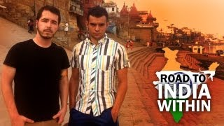 Kilian Martin & Brett Novak: Road to India Within