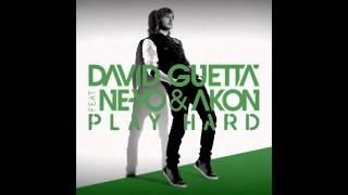 David Guetta Feat. Ne-Yo and Akon - Play Hard (Lyrics in Description)