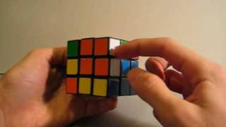 How to use the Fridrich Method to Solve the Rubik's Cube