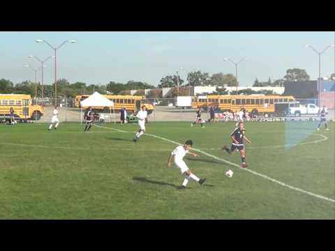 Ram Report Soccer vs  Sterling Heights 9:22