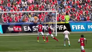 Fifa 15 - Negro Maravilhoso que sai HUEzando