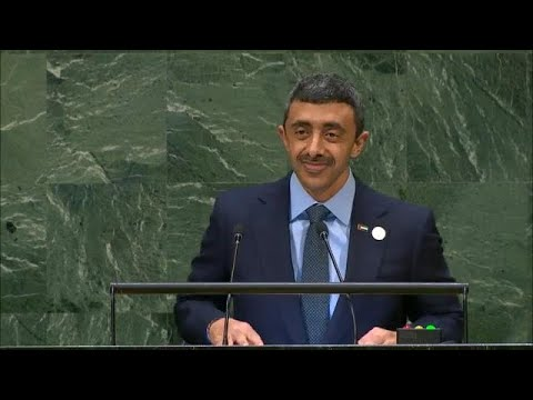 United Arab Emirates - Minister for Foreign Affairs Addresses General Debate, 73rd Session